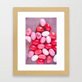 Jelly Beans 5 Framed Art Print