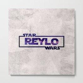 Reylo #2 Metal Print