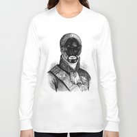 bdsm Long Sleeve T-shirts featuring BDSM XXI by DIVIDUS