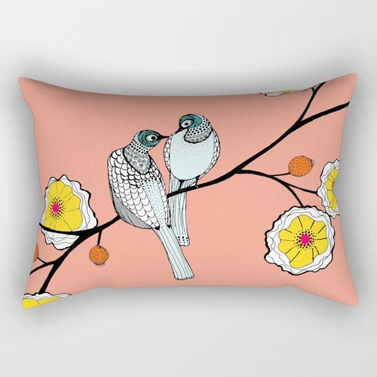 fresh love Rectangular Pillow