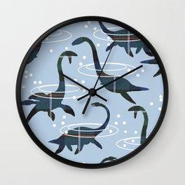 Nessie Wall Clock