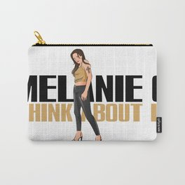 Melanie C (Think about it) Carry-All Pouch