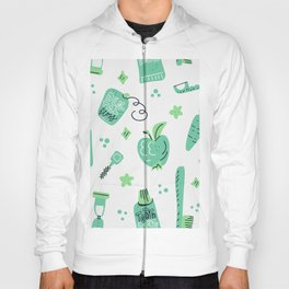 Green oral care Hoody