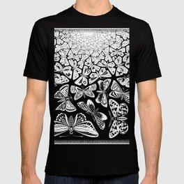 Escher - Butterflies T-shirt