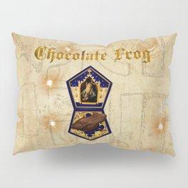 Chocolate Frog Pillow Sham