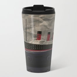 Titanic Centennial Metal Travel Mug