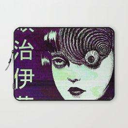 JUNJI ITO - SAD JAPANESE ANIME AESTHETIC Laptop Sleeve