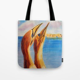 Crasy about her | Fou D'Elle Tote Bag