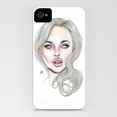 Lindsay By Lucas David 2015 iPhone (4, 4s) Slim Case