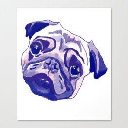 Pug-Tastic! Canvas Print