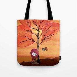 Story to tell Tote Bag
