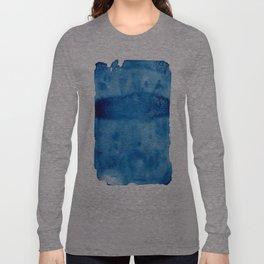 Blue Blur Long Sleeve T-shirt