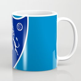South London Blue Badge Coffee Mug