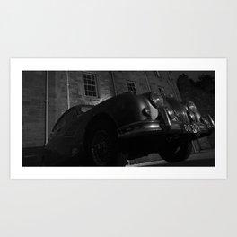 St Andrews at Night #1 Art Print