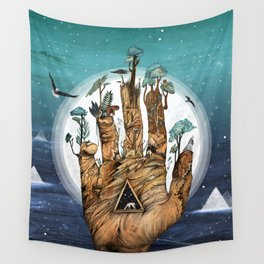 Stargate Wall Tapestry
