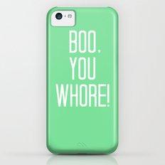 Mean Girls #4 – Boo Slim Case iPhone 5c