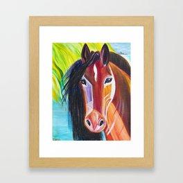 abaco Framed Art Print