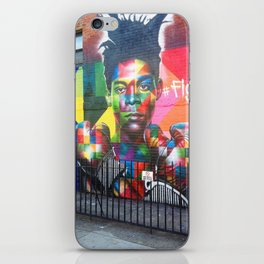 152. Fight for Street, New York iPhone Skin