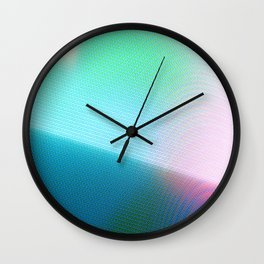 Studies in Boradcast Colour Series 5 Wall Clock