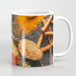 Spice Of Life Coffee Mug