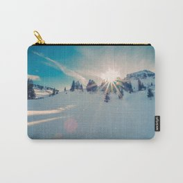 Winter Wonderland Carry-All Pouch