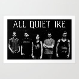 AQI Art Print