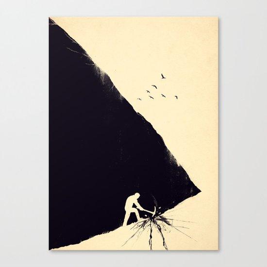 Freedom Seeker Canvas Print