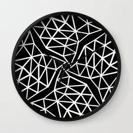 Seg Colide Wall Clock