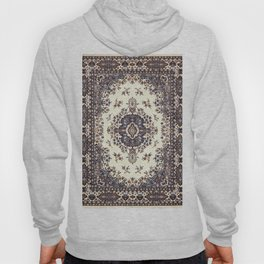 V8 Moroccan Epic Carpet Texture Design. Hoody