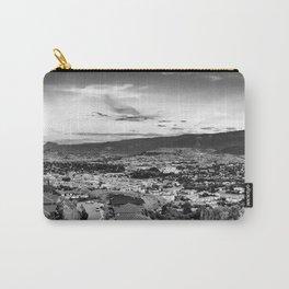 Okanagan Cityscape 02 BW Carry-All Pouch