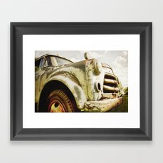 Mater Framed Art Print
