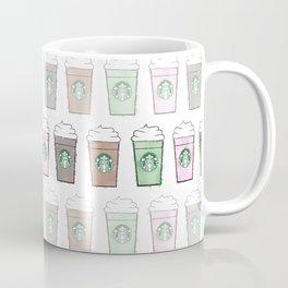 Watercolor Frappuccino Multi Coffee Mug