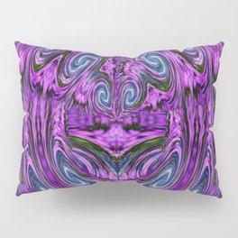 Created in a Garden Pillow Sham