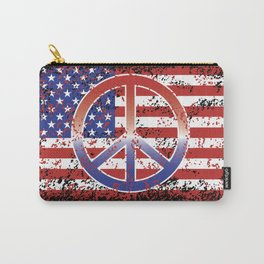 American Peace Carry-All Pouch