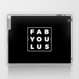 FabYouLus Laptop & iPad Skin