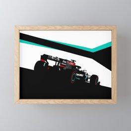 W11 Framed Mini Art Print