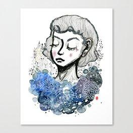 Girl's Dream Canvas Print