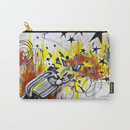 Turn Scars To Stars... Carry-All Pouch