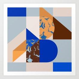 II –B Art Print