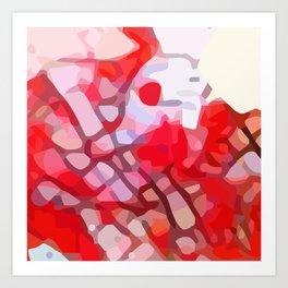 Crackle #2 Art Print