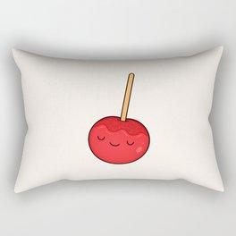 Candy Apple Rectangular Pillow