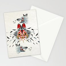 mononoke princess Stationery Cards