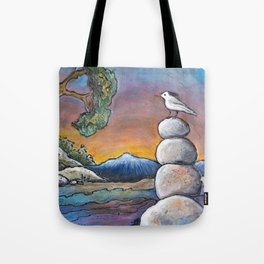 Rock Pile in the Rocky's *Little Bird Tote Bag