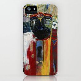 12 Feathers iPhone Case