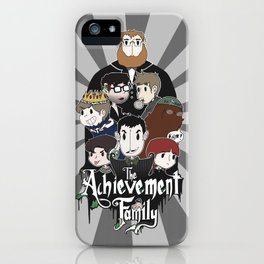 The Achievement Family  iPhone Case