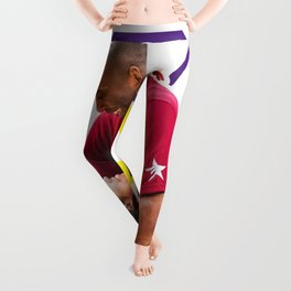 father with love Leggings