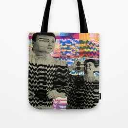 Deja Vu (Series NO.2) Tote Bag