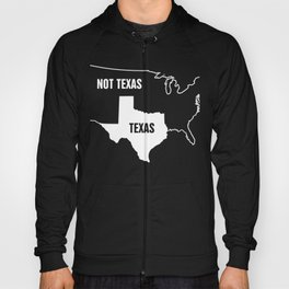 Funny Texas & United States Design Hoody