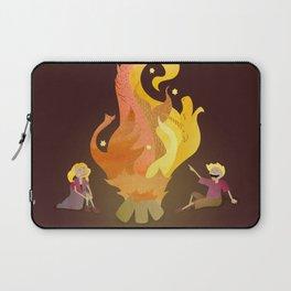 Campfire Magic Laptop Sleeve