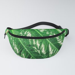 Leafy Greens Fanny Pack